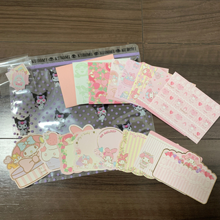 マイメロディ(マイメロディ)のレターセット まとめ売り(カード/レター/ラッピング)