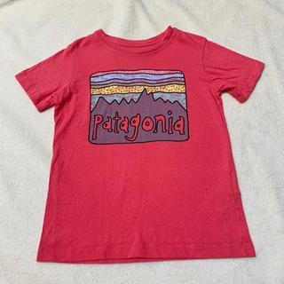 patagonia - パタゴニア オーガニックTシャツ 100 110