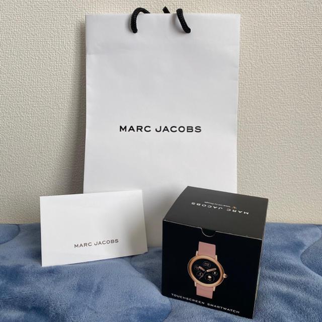 MARC JACOBS - お早めに!【在庫残り3つ!】マークジェイコブス スマートウォッチの通販