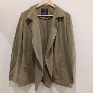 ヨウジヤマモト(Yohji Yamamoto)のヨージヤマモト シャツジャケット Y's ワイズ (テーラードジャケット)