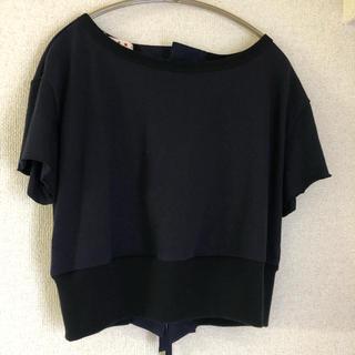 マルニ(Marni)のMARNI カットソー(カットソー(半袖/袖なし))