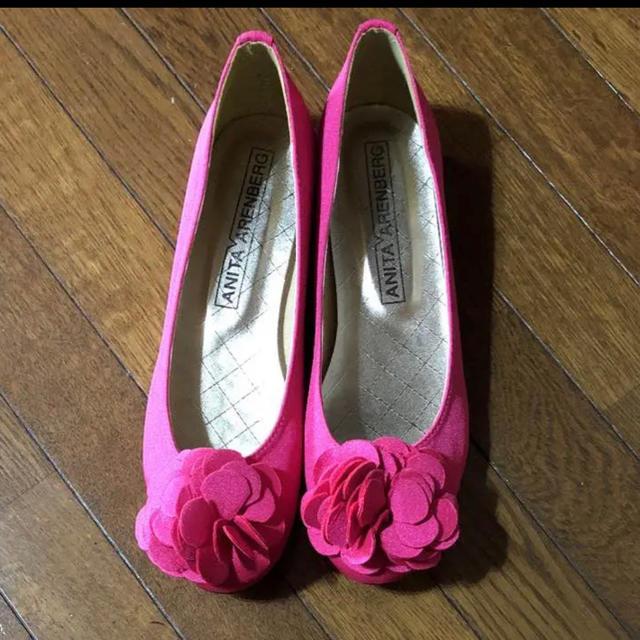 ANITA ARENBERG(アニタアレンバーグ)の パンプス レディースの靴/シューズ(ハイヒール/パンプス)の商品写真