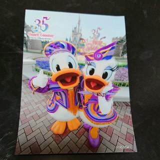 Disney - ディズニーランド35周年 スペシャルフォト ドナルド デイジー