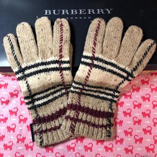 BURBERRY - バーバリー⭐️手袋