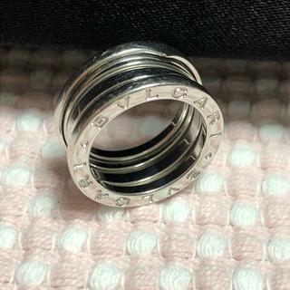ブルガリ(BVLGARI)の★値下げ 再出品★  ブルガリ ビーゼロワン(リング(指輪))