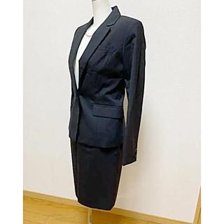 ナチュラルビューティーベーシック(NATURAL BEAUTY BASIC)の【新品】ナチュラルビューティーベーシック スーツ 黒 S(スーツ)