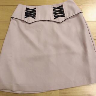 イートミー(EATME)のEATME スカート ピンク (ミニスカート)