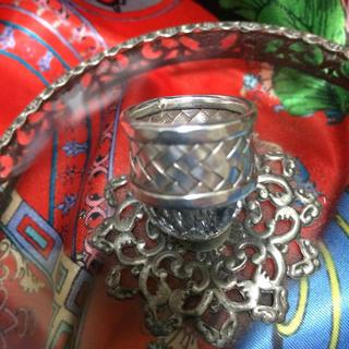 マライカ(MALAIKA)のカレンシルバー  リング(リング(指輪))
