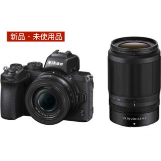 ニコン(Nikon)のNikon ミラーレス一眼カメラ Z50 ダブルズームキット(ミラーレス一眼)
