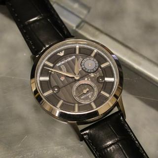 Emporio Armani - アルマーニ 腕時計 ARMANI 機械式