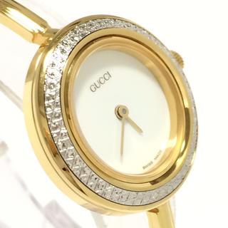 グッチ(Gucci)の超美品 グッチ GUCCI 時計 チェンジベゼル(腕時計)
