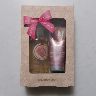 THE BODY SHOP - 未使用 ☆ THE BODY SHOP ピンクグレープフルーツ ギフトセット