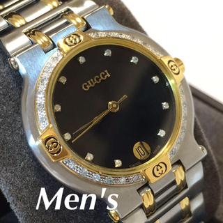 グッチ(Gucci)の7.超美品 グッチ GUCCI 時計 9000M(腕時計(アナログ))