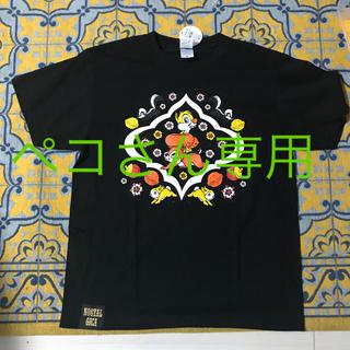 チップアンドデール(チップ&デール)の大人用チップとデールTシャツ M(Tシャツ(半袖/袖なし))