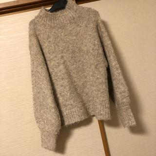 ルシェルブルー(LE CIEL BLEU)の🟢🌸🌸値下げ‼️ルシェルブルー ざっくりセーター(ニット/セーター)