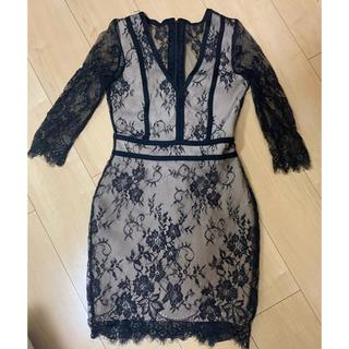 エンジェルアール(AngelR)のキャバ ドレス(ひざ丈ワンピース)