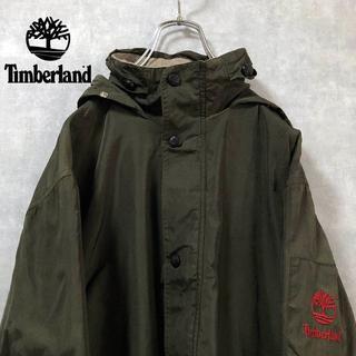Timberland - Timberland 刺繍 ロゴ マウンテンパーカー
