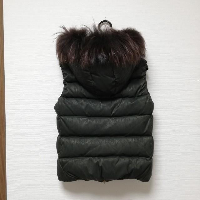 TATRAS(タトラス)の大幅お値下げ TATRAS Rライン ダウンベスト  size 02 レディースのジャケット/アウター(ダウンベスト)の商品写真