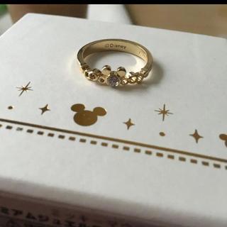 ミッキー 指輪(リング(指輪))