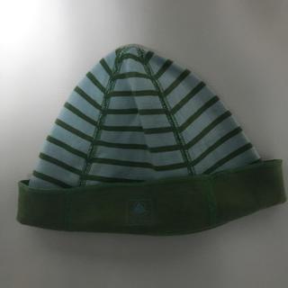 プチバトー(PETIT BATEAU)のプチバトー ベビー帽子(帽子)