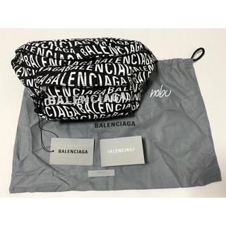 Balenciaga - 新品【 BALENCIAGA 】 ロゴ ウェーブ ウィール ベルトパック