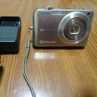 カシオ(CASIO)のカシオ エクシリムズーム EX-Z1080 CASIO EXILIM(コンパクトデジタルカメラ)
