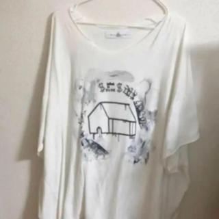 アクネ(ACNE)のBALUMUNG tシャツ(Tシャツ(半袖/袖なし))