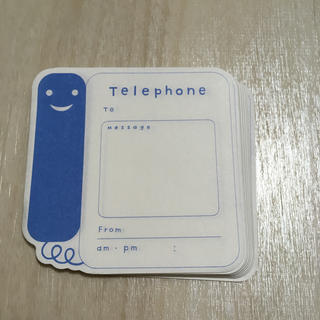 ベルメゾン(ベルメゾン)の電話メモ(ノート/メモ帳/ふせん)