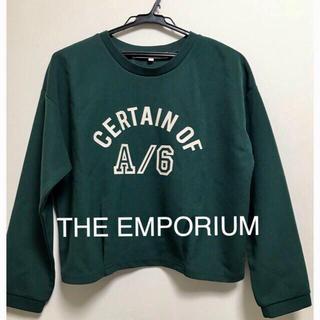THE EMPORIUM - THE EMPORIUM スウェット トップス