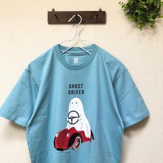 グラニフ(Design Tshirts Store graniph)の新品 ゴーストドライバープリント Tシャツ(Tシャツ/カットソー(半袖/袖なし))