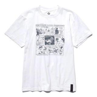 マウンテンリサーチ(MOUNTAIN RESEARCH)のマウンテンリサーチ ガイダンス tシャツ 新品未使用 Mサイズ(Tシャツ/カットソー(半袖/袖なし))