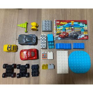 レゴ(Lego)のLEGO duplo カーズ ピストンカップ(積み木/ブロック)