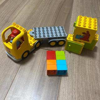 レゴ(Lego)のLEGO duplo デュプロのまち トラック(積み木/ブロック)