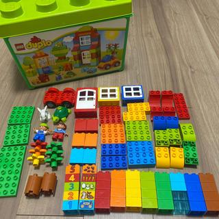 レゴ(Lego)のLEGO duplo みどりのコンテナスーパーデラックス(積み木/ブロック)