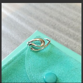 ティファニー(Tiffany & Co.)のティファニー オープンウェーブリング(リング(指輪))