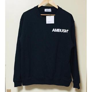 アンブッシュ(AMBUSH)の新品 AMBUSH スウェットトレーナー (スウェット)