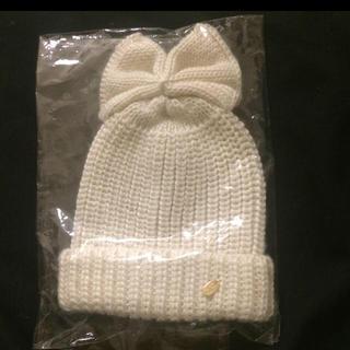 プティマイン(petit main)の新品  プティマイン ニット帽(帽子)