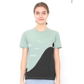 グラニフ(Design Tshirts Store graniph)のgraniph グラニフ 山のおばけ せなけいこ Tシャツ 新品 男女兼用M(Tシャツ/カットソー(半袖/袖なし))