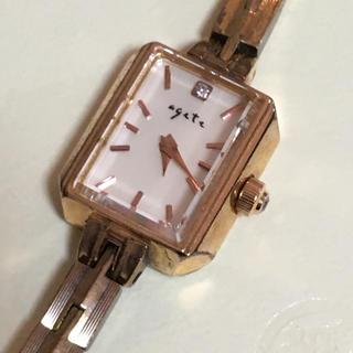 アガット(agete)のアガット ⭐︎時計(腕時計)
