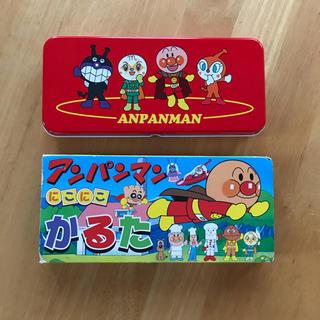 アンパンマン - アンパンマン あいうえおカルタ