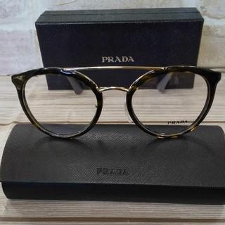 PRADA - PRADA プラダ メガネ デミ ブラウン クラシック 人気モデル