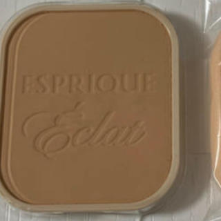 ESPRIQUE - エスプリークエクラファンデーション410