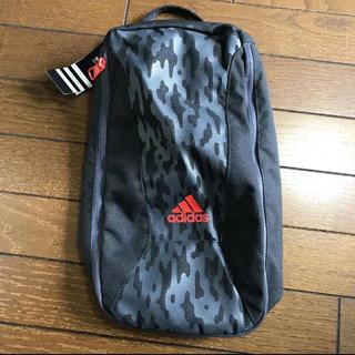 adidas - ☆アディダスシューズケース☆新品未使用タグ付き