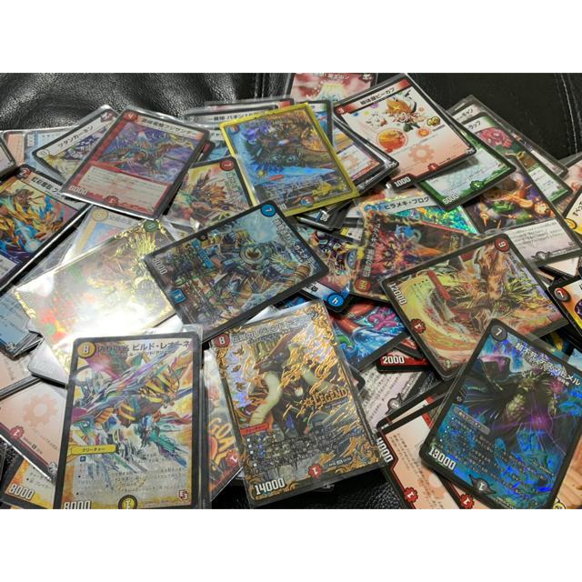 デュエルマスターズ(デュエルマスターズ)のデュエマ エンタメ/ホビーのアニメグッズ(カード)の商品写真
