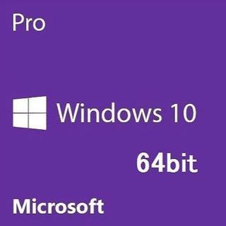 完全正規品Windows10 PRO 64BitDSP版 新品未使用 送料込み(PCパーツ)