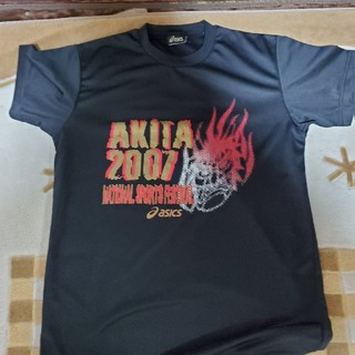 asics - Tシャツ