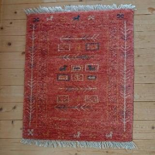 アクタス(ACTUS)のシーラーズ 産 ギャベ 手織り(ラグ)