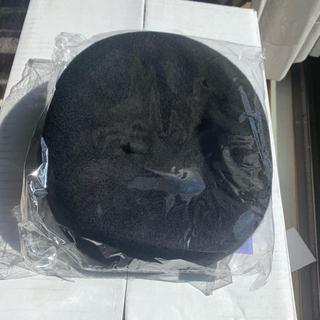 GRL - 美品 ウールタッチベレー帽 黒