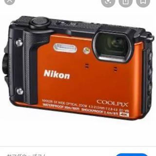 ニコン(Nikon)のななほしさん専用Nikon COOLPIX W300 ORANGE(コンパクトデジタルカメラ)