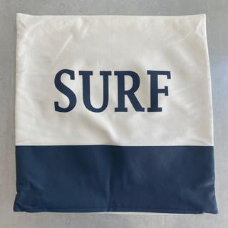 ニトリ(ニトリ)のSURF ロゴ バイカラー クッションカバー(クッションカバー)